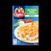 Iglo Italiano met tomaat en mozzarella (alleen beschikbaar binnen Europa)