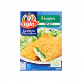 Iglo Kombinos with spinach (only available within Europe)