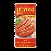 Limco Frankfurters snack sausage