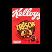 Kellogg's Tresor chocolade ontbijtgranen met hazelnootsmaak