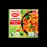 Iglo Veggie bowl penne pesto rosso (alleen beschikbaar binnen Europa)
