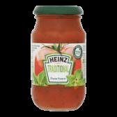Heinz Pasta sauce traditional