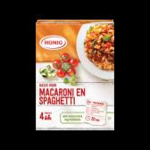 Honig Macaroni and spaghetti mix