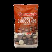 Bolletje Gemengde chocolade kruidnoten