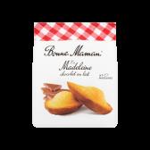 Bonne Maman La madeleine melkchocolade koekjes