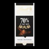 Lindt Excellence 70% cocoa noir intense