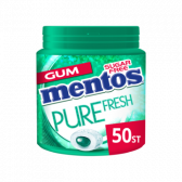 Mentos Pure fresh winter green chewing gum