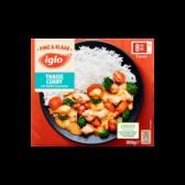 Iglo Thaise curry met kipfilet en groenten (alleen beschikbaar binnen Europa)
