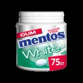 Mentos Wit groene munt kauwgom