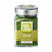 Euroma Dill freeze-drying