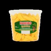 Haribo Foam bananas silo