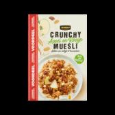 Jumbo Crispy apple and raisins cereals family pack