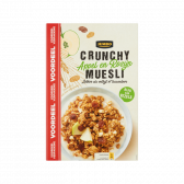 Jumbo Crunchy cereals with apple and raisins family pack