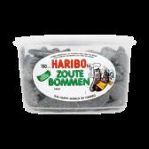 Haribo Salty bombs silo