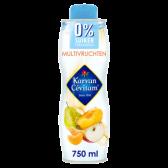 Karvan Cevitam Multivruchten siroop 0% suiker