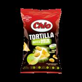 Chio Tortilla bites sour cream