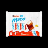 Kinder Maxi chocolates