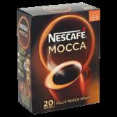 Nescafe Mocha instant coffee