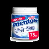 Mentos Sugar free white cool mint chewing gum
