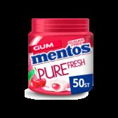 Mentos Pure fresh cherry chewing gum