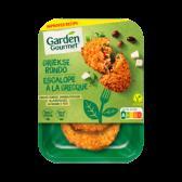 Garden Gourmet Vegetarische Griekse rondo (alleen beschikbaar binnen Europa)
