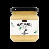 Jumbo Mayonnaise with pesto