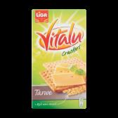 Liga Vitalu wheat crackers