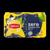 Lipton Ice tea sparkling zero sugar 6-pack