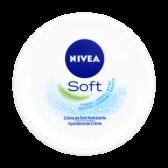 Nivea Soft hydrating cream large