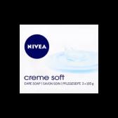 Nivea Cream soft care soap