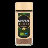 Nescafe Gold biologische oploskoffie