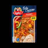 Iglo Pikant met tomaat en paprika (alleen beschikbaar binnen Europa)