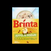 Brinta Apple and raisins breaksfast cereals