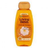 Garnier Argan and camelia oil sublime shampoo loving blends
