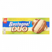 LU Bastogne biscuits with almond and vanilla flavor