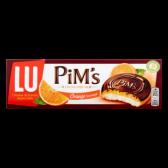 LU Pim's orange biscuits
