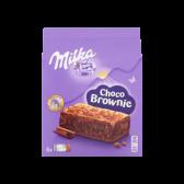 Milka Chocolate brownies