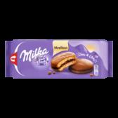 Milka Choc and choc cakes with chocolate