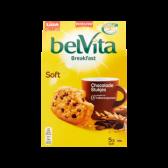 Liga Belvita breakfast soft bakes biscuits with chocolate pieces