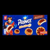 LU Prince mini stars cookies with milk chocolate
