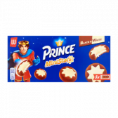LU Prince mini stars cookies black and white