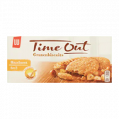 LU Time out hazelnut grain biscuits