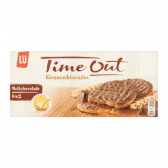 LU Time out milk chocolate grain biscuits