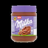 Milka Chocolade hazelnootpasta klein