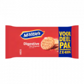 McVitie's Digestive original cookies family pack