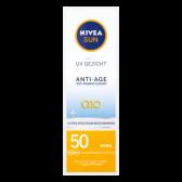 Nivea Anti-veroudering en anti-pigmentvlekken UV gezichtsspray hoog SPF 50