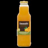Smaakt Biologische sinaasappelsap