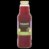 Smaakt Organic plum juice