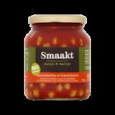 Smaakt Organic chickpeas in tomato sauce