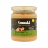 Smaakt Biologische fijne pindakaas klein